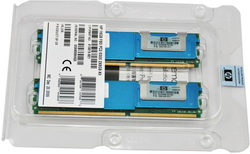 413015-B21 16 GB FBD PC2-5300 2 x 8 GB Option Kit